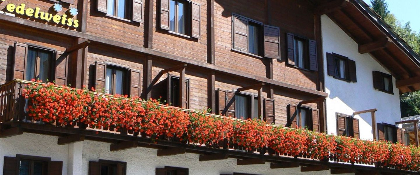 In the heart of Courmayeur, by the foot of Mont Blanc